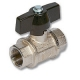 4045 - Zetco 2-Piece Stainless Steel Self-Venting Lockable Ball Valve