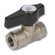 4040 - Zetco 2-Piece Stainless Steel Spring Return Ball Valve