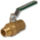 1020 - Isis® WaterMarked DZR Brass Combined Ball Valve & Y Strainer