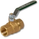 2606 - Zetco WaterMarked Bronze Flanged Underground Ball Valve
